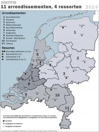 Arrondissementen